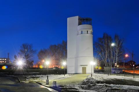 Башня Фуко